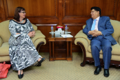 Momen for reducing trade gap with New Zealand