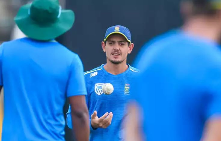 Captaincy new stepping stone for Quinton de Kock