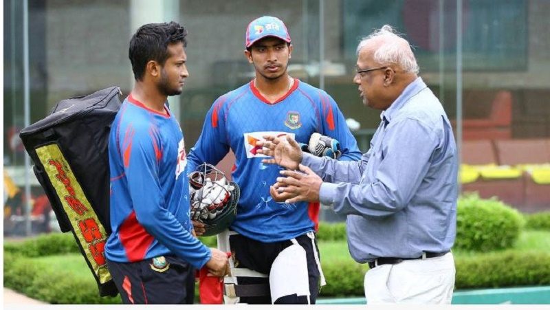 Veteran coach Nazmul resigns from BCB