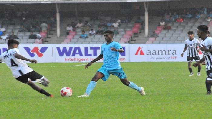U-18 Football: Dhaka Abahani reach quarterfinal eliminating Mohammedan SC 5-1