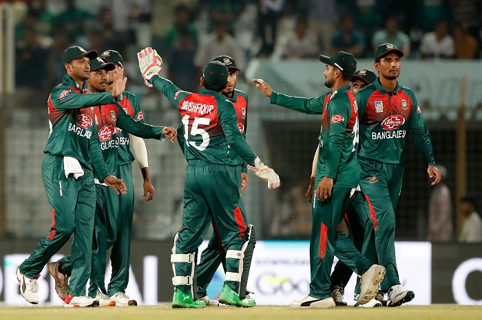 Bangladesh win by 39 runs against Zimbabwe in 3rd match of Tri-Nation Series