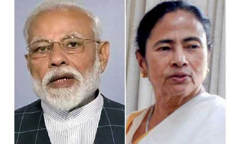 Mamata Banerjee to meet Indian PM Modi this afternoon