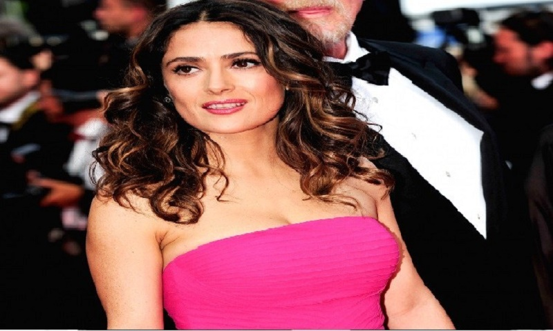Salma Hayek: Can't believe I'm working with Jon Snow