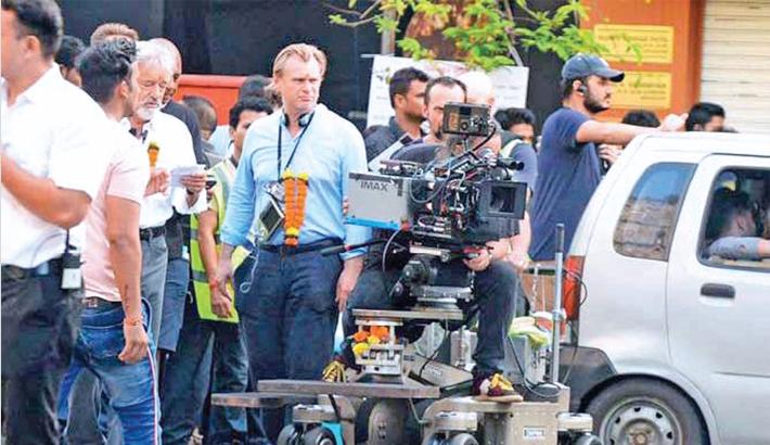 Nolan kicks off Tenet's Mumbai schedule