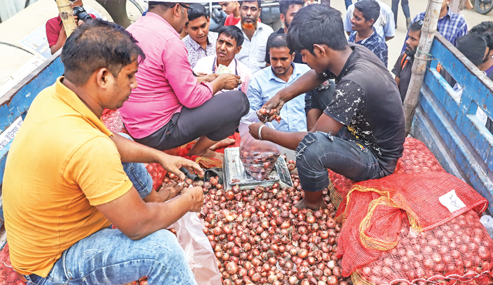 'Onion prices likely to come down soon'