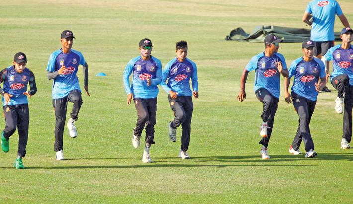 Bangladesh eying Tri-nation series T20 final
