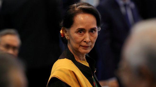Open your eyes: UN envoy to Suu Kyi