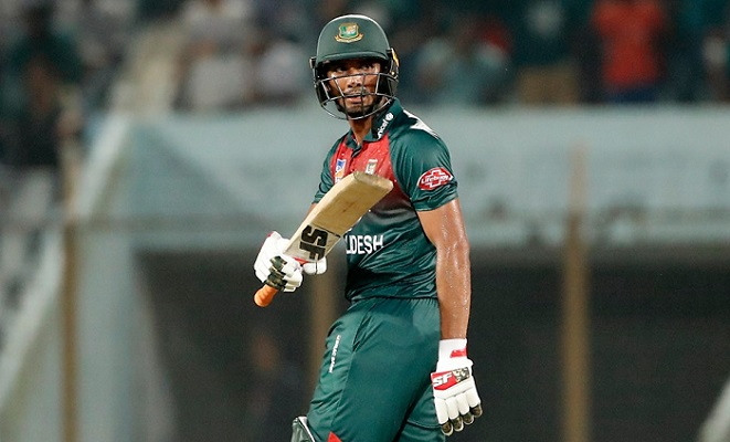 Mahmudullah guides Bangladesh to post highest-ever T20 total against Zimbabwe