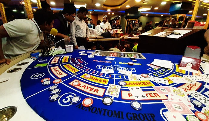 RAB's drive in two more casinos in capital