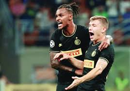 Inter scrape late draw with Slavia Prague in Champions League opener