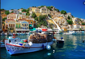 Greek island ferry crews to launch 24-hour strike Sept. 24