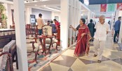 Nat'l Furniture  Fair kicks off  at ICCB