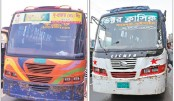 Banned Suprobhat Paribahan trick to operate by disguising its buses