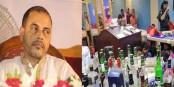 Jubo League leader Khaled held for 'running' casino
