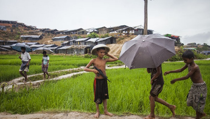 World must find sustainable solution to bring justice to Rohingyas: Japan