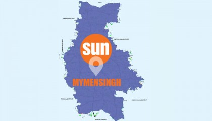 Man arrested for stabbing wife to death in Mymensingh
