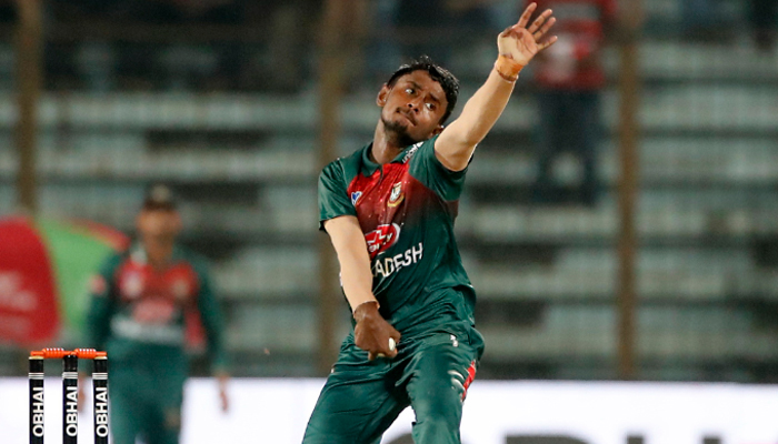 Aminul uncertain in match against Afghanistan