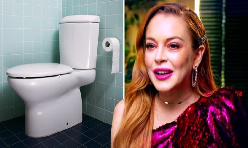 What Lindsay Lohan does to avoid long bathroom queues at nightclubs