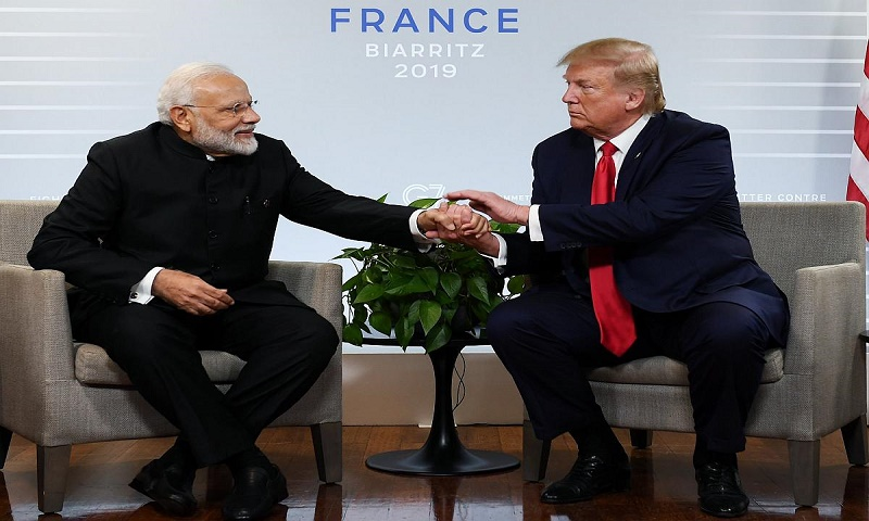 Indian PM Modi, US President Trump to meet twice next week in US