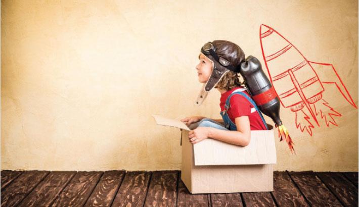Boosting Your Children's Imagination Power