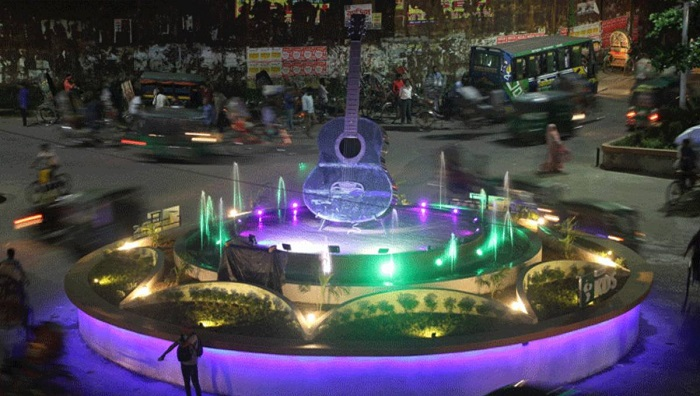 'Rupali Guitar' unveiled in Chattogram