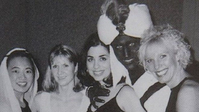Justin Trudeau: Canada PM in 2001 'brownface' yearbook photo