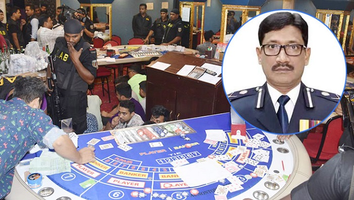 DMP chief warns of stern action against casino owners