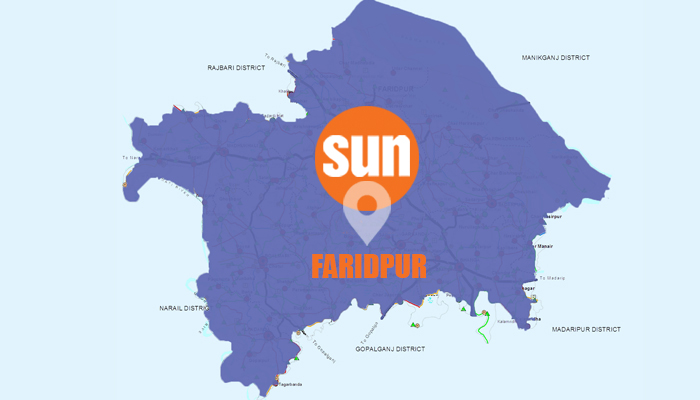 Elderly woman killed in Faridpur road accident
