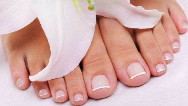 Feet care regimen as important as face care