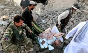 Air strike, suicide bomber kill 50 civilians in Afghanistan