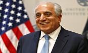 US Envoy Zalmay Khalilzad to testify over Taliban peace plan