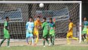 U-14 Academy Cup final on Friday