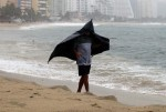 Lorena becomes hurricane off coast of Mexico