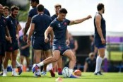 Ntamack starts at 10 as France opt for youth against Argentina