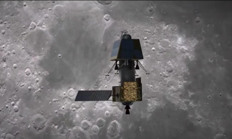 Chandrayaan-2 orbiter module functioning normally: ISRO