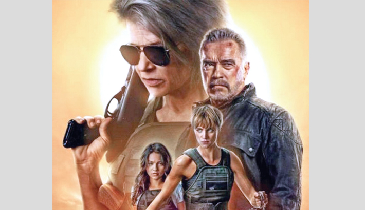 Dark Fate will renew Terminator series, says Schwarzenegger