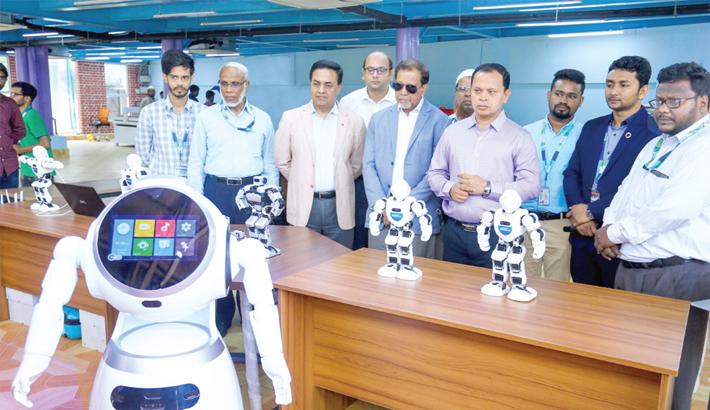 'Innovation Lab' inaugurated at DIU