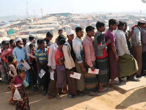 Indira seeks Commonwealth support for Rohingya repatriation
