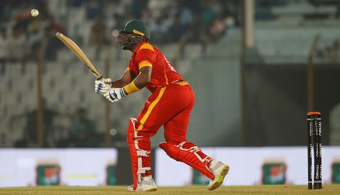 Masakadza leads Zimbabwe to victory against Afghanistan