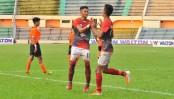 U-18 Football: Bashundhara Kings reach semis eliminating Brothers Union 3-2