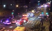 1 dead, 5 injured in US shooting