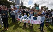Children in Australia, Pacific launch global climate strike