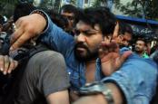 Indian Union Minister Babul Supriyo assaulted at Jadavpur University in Kolkata
