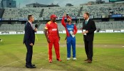 Afghanistan win toss, elect to bat first against Zimbabwe