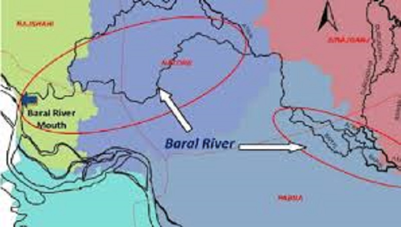 4 bodies found floating in Rajshahi's Baral River
