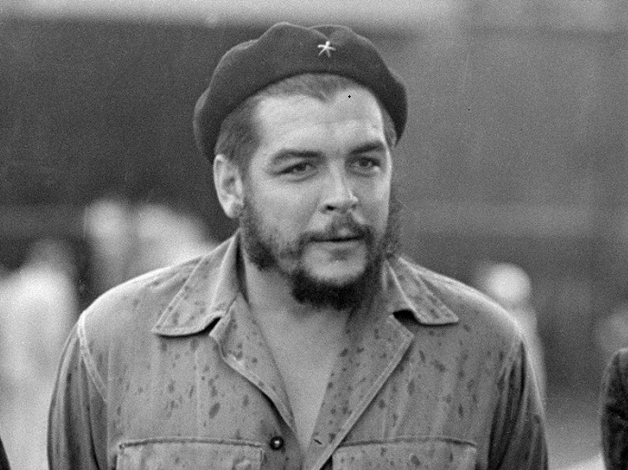 Book of letters by Che Guevara coming out in English
