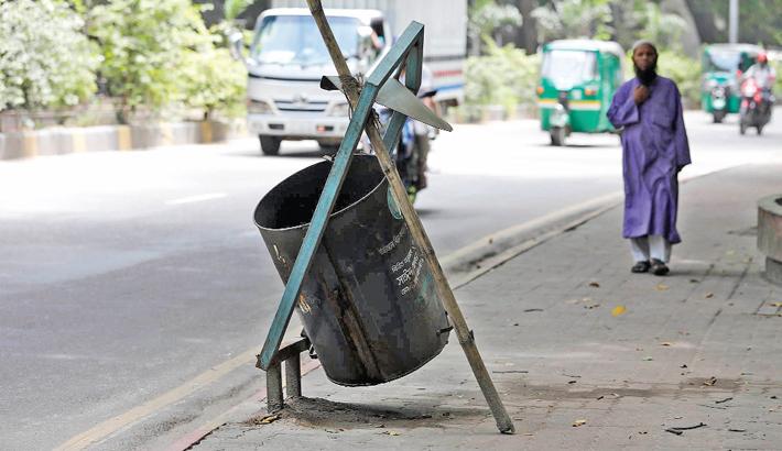 Waste Bins A Waste!