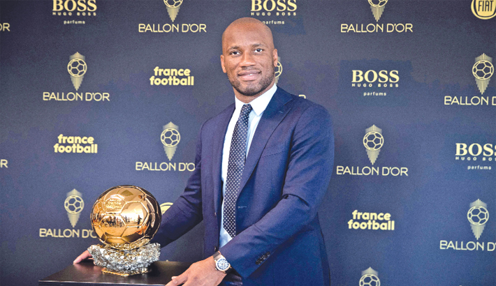 A new Ballon d'Or for goalkeepers