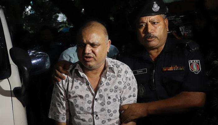 Police seek 14-day remand for Jubo League leader GK Shamim