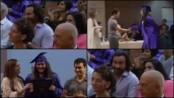 Saif, Amrita cheer for 'graduate' Sara in throwback video